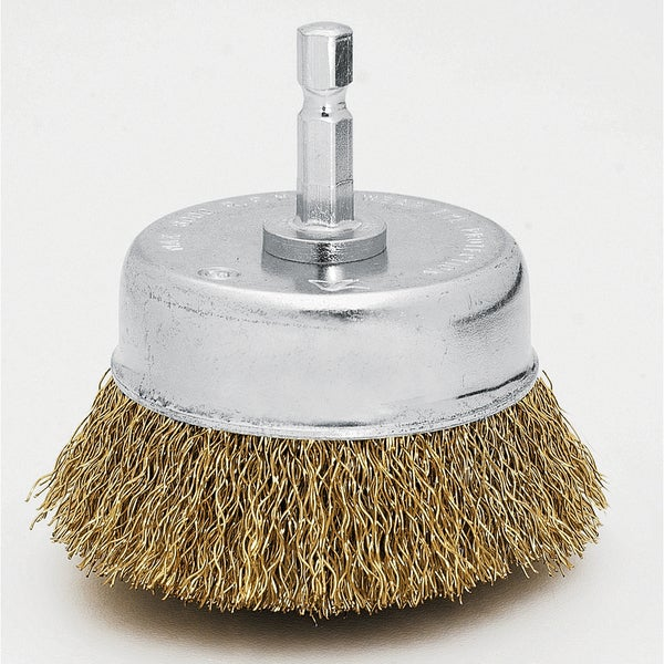 Vermont American Coarse Wire Cup Brush 1-3/4 in. 7921775