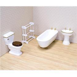 Melissa & Doug Bathroom Furniture Set