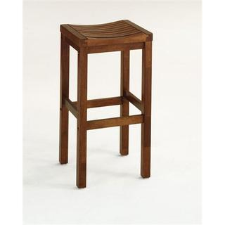 Home Styles 24 inch Bar Stool- Cottage Oak