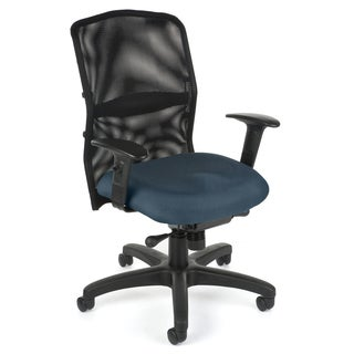 OFM AirFlo Chair - Blue