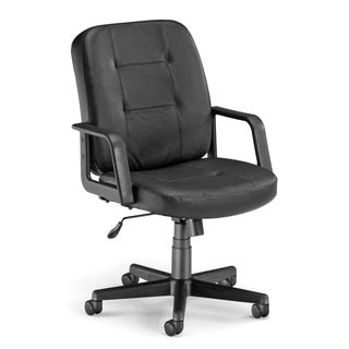 OFM LEATHER Executive-Conference Chair -