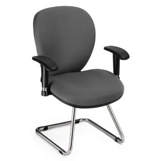 OFM ComfySeat Upholstered Guest Chair