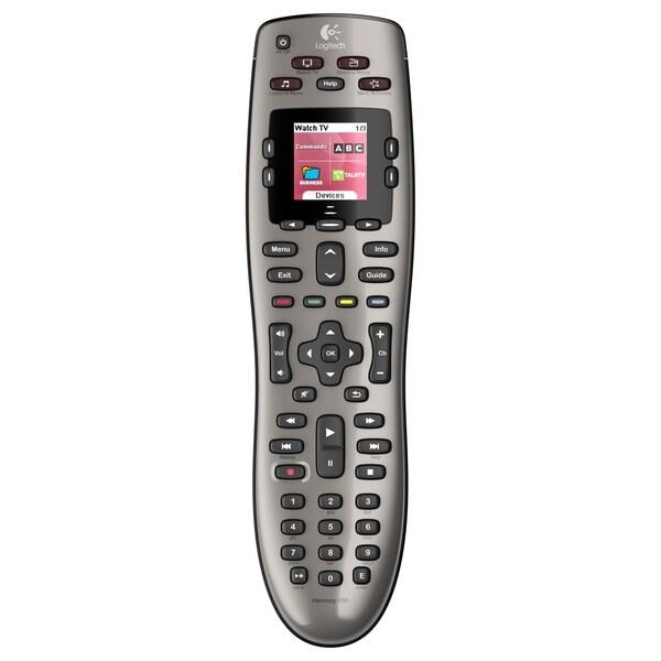 Harmony Exclusive: Logitech Harmony 650 Universal Remote Control