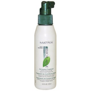 Matrix Biolage Cooling Mint Oil 4.2-ounce Control Treatment