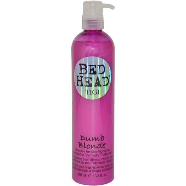 TIGI Bed Head Dumb Blonde 13.5-ounce Shampoo