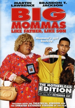 Big Mommas: Like Father, Like Son (DVD)