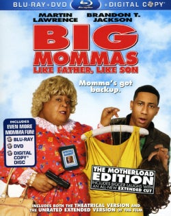 Big Mommas: Like Father, Like Son (Blu-ray/DVD)
