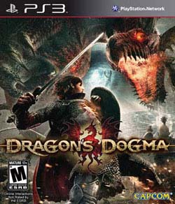 PS3 - Dragon's Dogma - By Capcom