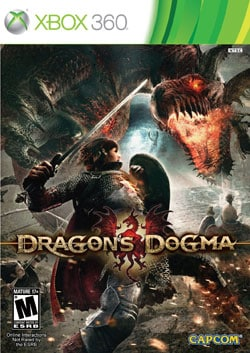 Xbox 360 - Dragon's Dogma - By Capcom