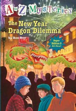 The New Year Dragon Dilemma (Paperback)