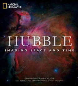 Hubble: Imaging Space and Time (Paperback)