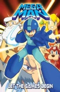Mega Man 1: Let the Games Begin (Paperback)
