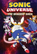 Sonic Universe 1: The Shadow Saga (Paperback)