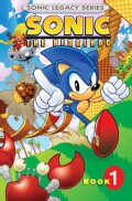 Sonic Legacy 1: Sonic the Hedgehog (Paperback)