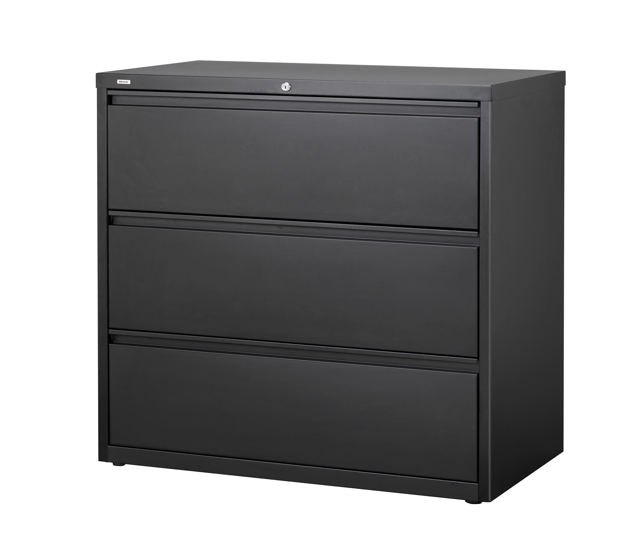 Hirsh Hl10000 Series 42 Inch Wide 3 Drawer Commercial