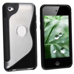 TPU Rubber Case for Apple iPod Touch 4th Gen