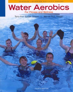 Water Aerobics for Fitness and Wellness (Paperback)