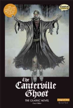 The Canterville Ghost: The Graphic Novel: Original Text Version (Hardcover)
