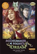 A Midsummer Night's Dream: The Graphic Novel Original Text Version (Hardcover)