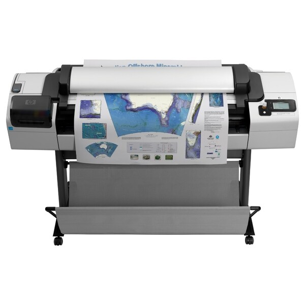 "HP Designjet T2300 PostScript Inkjet Large Format Printer - 44"" Print"