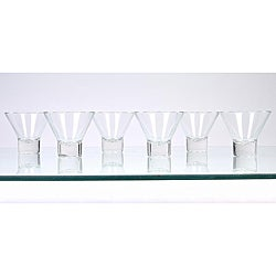Borgonovo V225 Martini Glasses (Pack of 6)