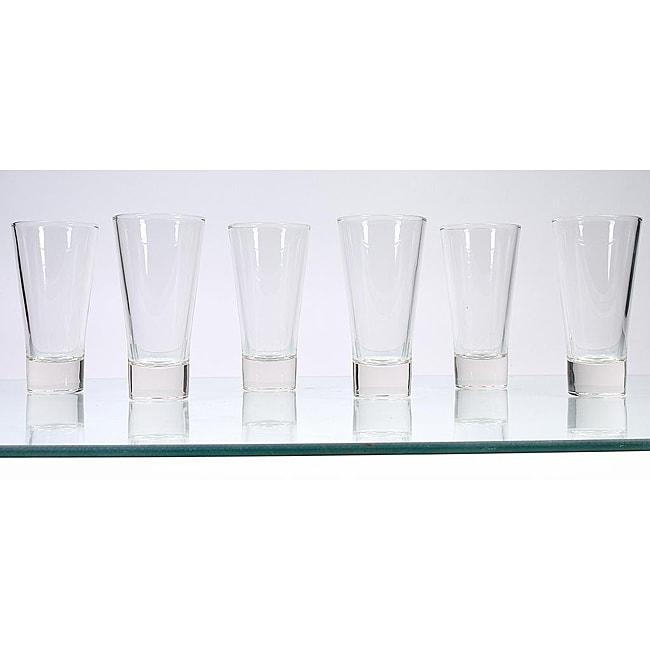 Borgonovo V420 14-oz Highball Glasses (Set of 6)