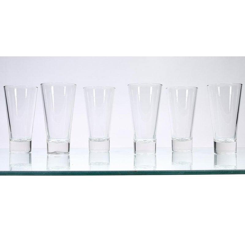 Borgonovo V350 12-oz Highball Glasses (Set of 6)