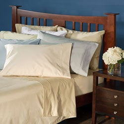 Luxury 1000 Thread Count Cotton Blend Sheet Set with Bonus Pillowcases