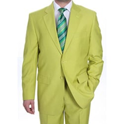Ferrecci Men's Kiwi Two-button Suit