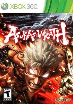 Xbox 360 - Asura's Wrath - By Capcom