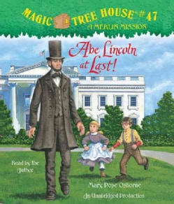 Abe Lincoln at Last! (CD-Audio)