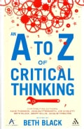 An A to Z of Critical Thinking (Paperback)