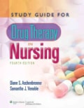 Drug Therapy in Nursing (Paperback)