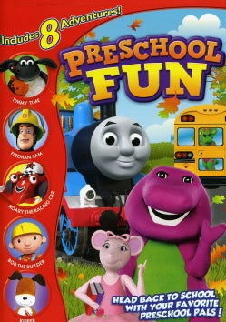 Hit Favorites: Preschool Fun (DVD)