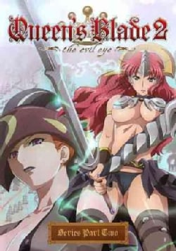 Queen's Blade 2: The Evil Eye: Series Part 2 (DVD)