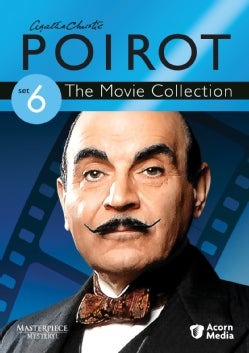 Poirot Movie Collection Set 6 (DVD)
