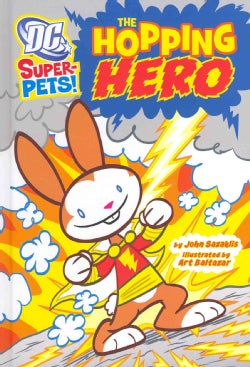 The Hopping Hero (Hardcover)