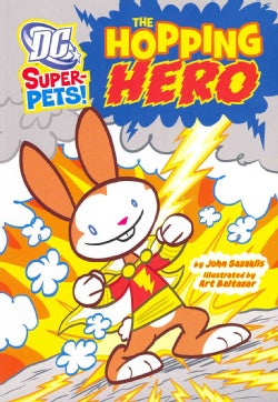 The Hopping Hero (Paperback)