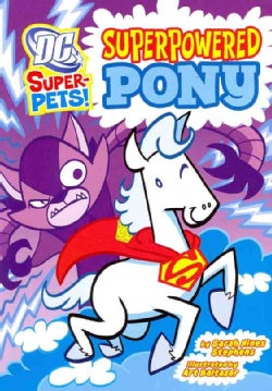 Superpowered Pony (Paperback)
