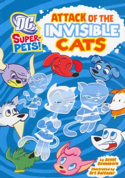 Attack of the Invisible Cats (Paperback)