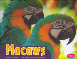 Macaws (Hardcover)
