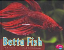 Betta Fish (Hardcover)
