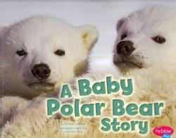 A Baby Polar Bear Story (Paperback)