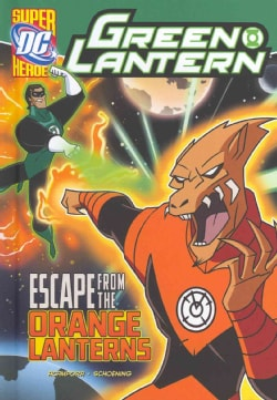 Escape from the Orange Lanterns (Hardcover)