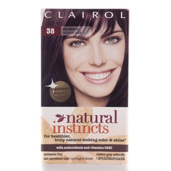 Hair Color Products By Clairol Nice N Easy Natural Instincts  Dark Brown Hairs