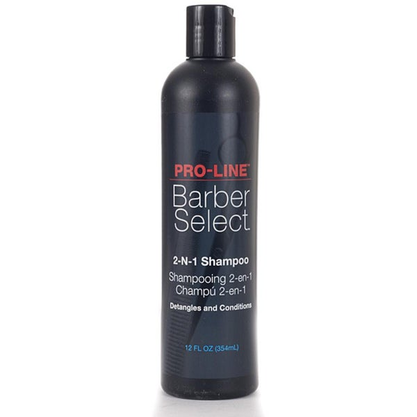 Pro-Line 12-ounce Barber Select 2n1 Shampoo (Pack of 4)