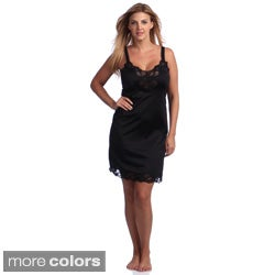 Illusion Women's Non-cling Full Slip