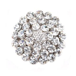 NEXTE Jewelry Super Nova Star Burst Ring