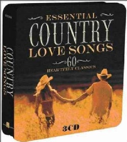 Various - Country Love Songs