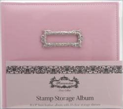 Teresa Collins Stamp Storage Album